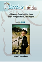Animal Communication Free Report