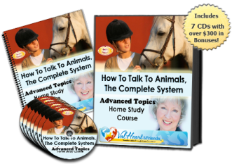 Learn How to Talk to Animals with Val Heart